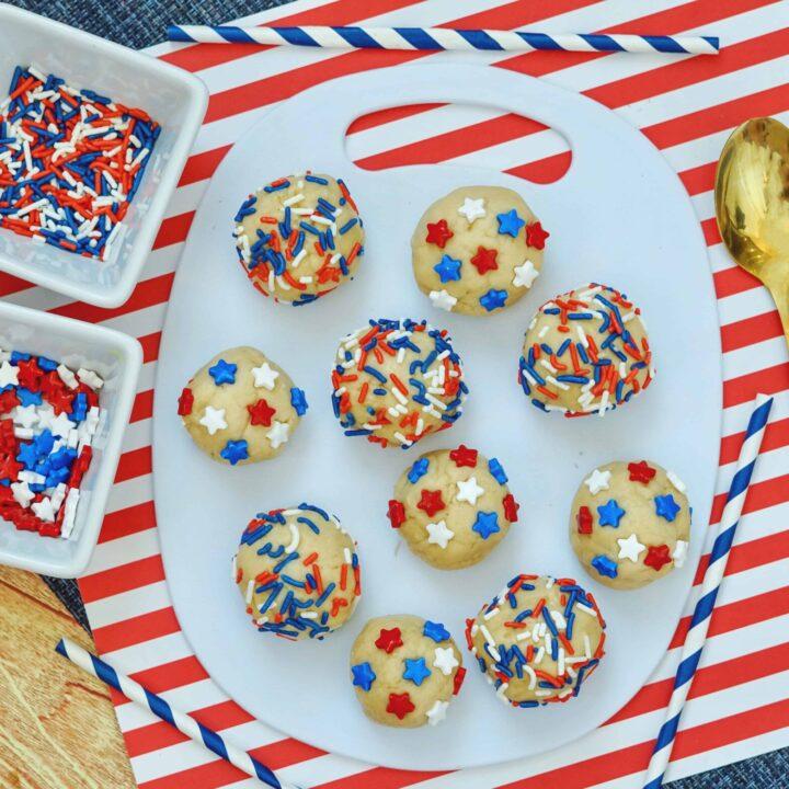 Edible Sugar Cookie Dough