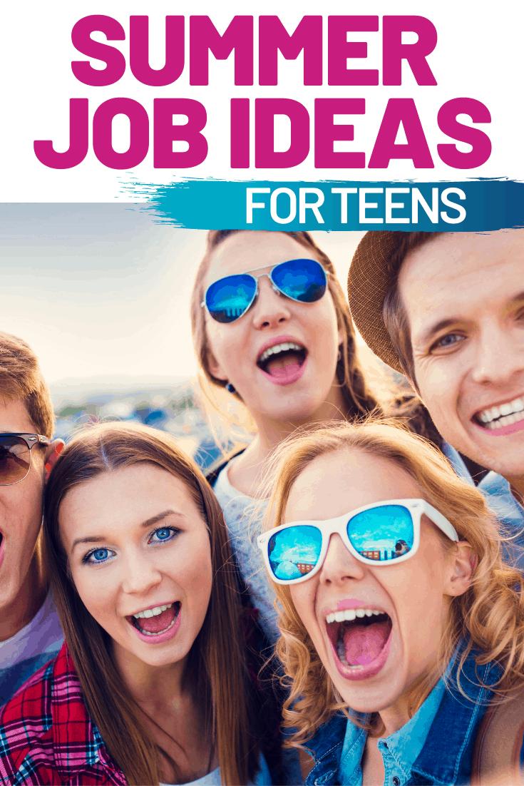 The Best Summer Job Ideas for Teens